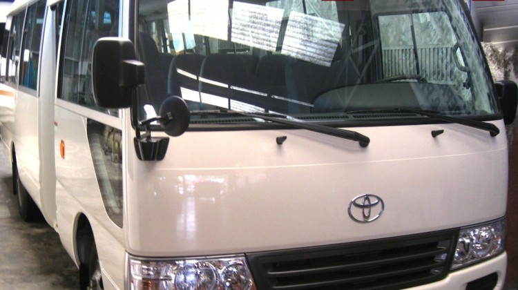 2016 BRAND NEW TOYOTA COASTER 30 SEATER DIESEL