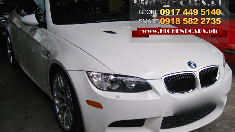 2012 BMW M3 COUPE IMPORTED