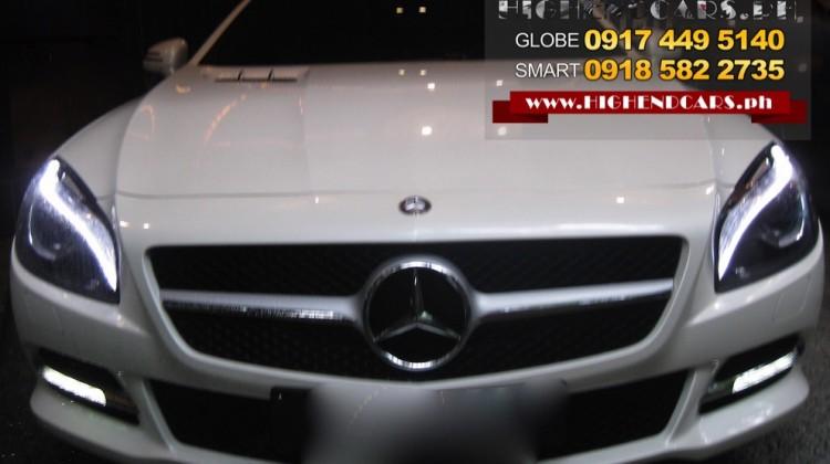 2013 MERCEDES BENZ SL500 IMPORTED