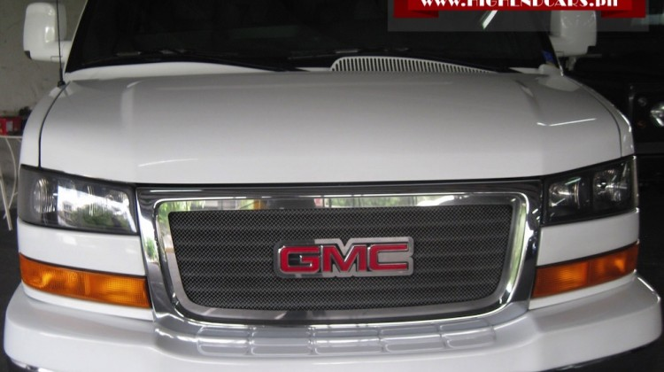2010 GMC SAVANA EXPLORER LIMITED