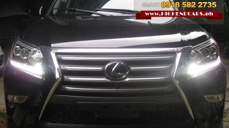 2016 LEXUS GX460 FULL OPTIONS DUBAI VERSION