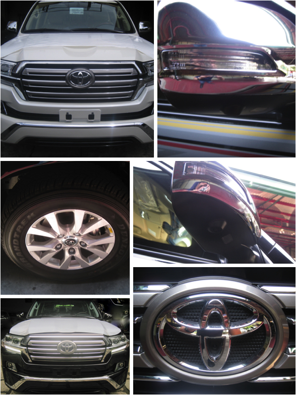 TOYOTA LAND CRUISER PARTS DUBAI VERSION, EURO AND LOCAL AVAILABLE
