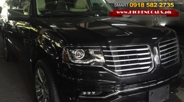 2016 LINCOLN NAVIGATOR EXTENDED FULL OPTIONS
