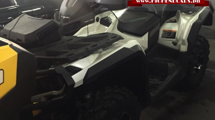 2016 BRAND NEW CAN AM OUTLANDER