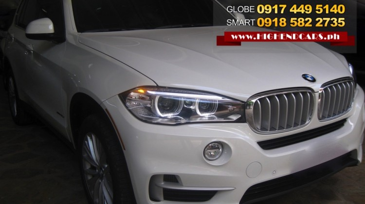 2014 BMW X5 V8 GAS IMPORTED