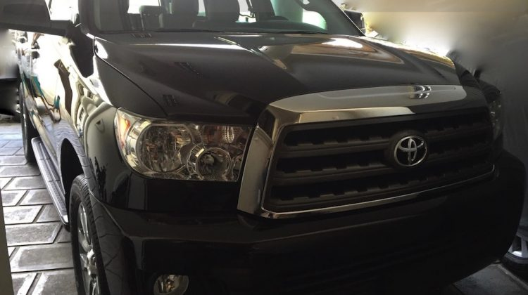 2016 TOYOTA SEQUOIA 4X4 LIMITED
