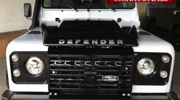 2016 LAND ROVER DEFENDER 110 ADVENTURE EDITION