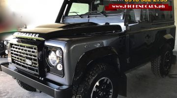 2016 LAND ROVER DEFENDER 90 ADVENTURE EDITION