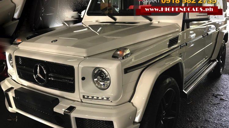 2017 MERCEDES BENZ G63 AMG
