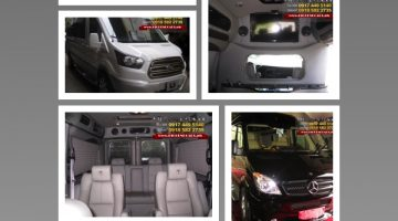 GMC SAVANA, FORD TRANSIT, MB SPRINTER PARTS AND ACCESSORIES