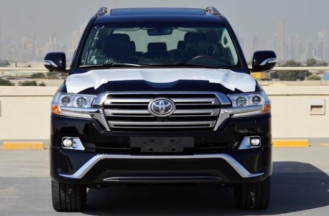 2018 TOYOTA LAND CRUISER VX PLATINUM EDITION