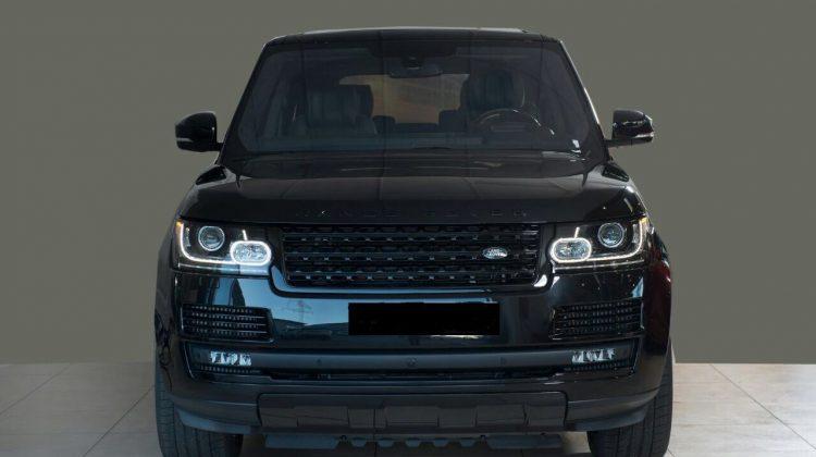 2017 RANGE ROVER AUTOBIOGRAPHY V8 DIESEL