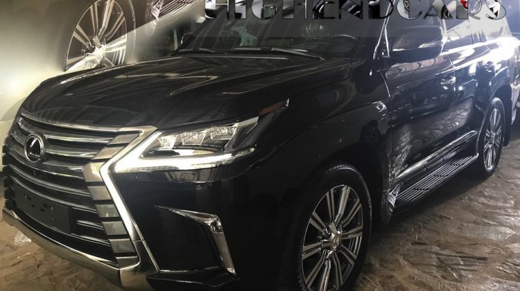 2017 LEXUS 450D DIESEL DUBAI VERSION