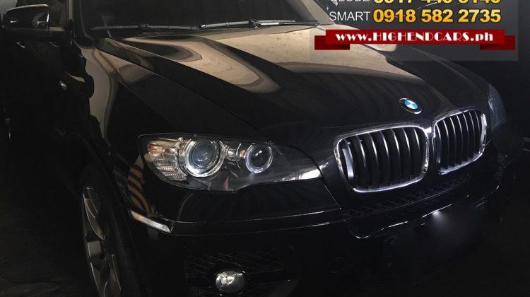 2008 BMW X6 BULLETPROOF LOCAL ARMOR