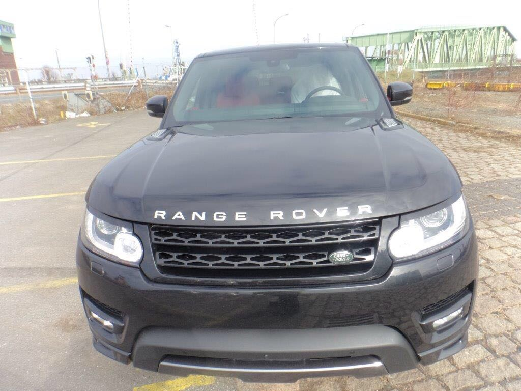 2017 RANGE ROVER SPORT AUTOBIOGRAPHY DIESEL