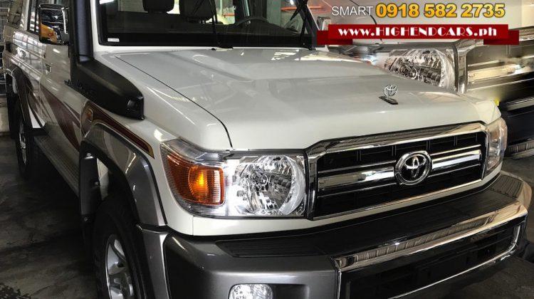2017 TOYOTA LAND CRUISER LC 70 SERIES SUV