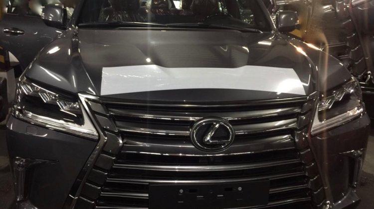 2017 LEXUS 450D DIESEL