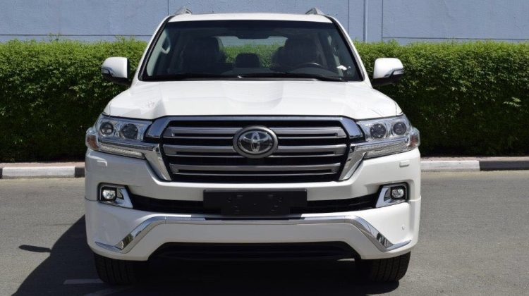 2018 TOYOTA LAND CRUISER VX PLATINUM DUBAI VERSION