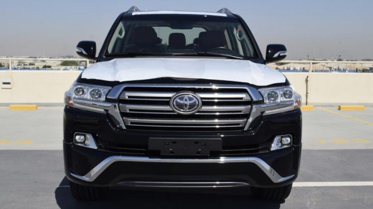 2018 TOYOTA LAND CRUISER VX PLATINUM BEIGE INTERIOR