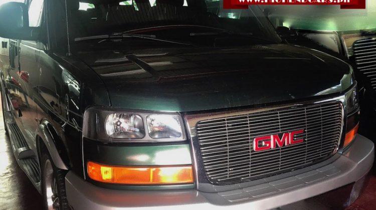 2005 GMC SAVANA EXPLORER LIMITED