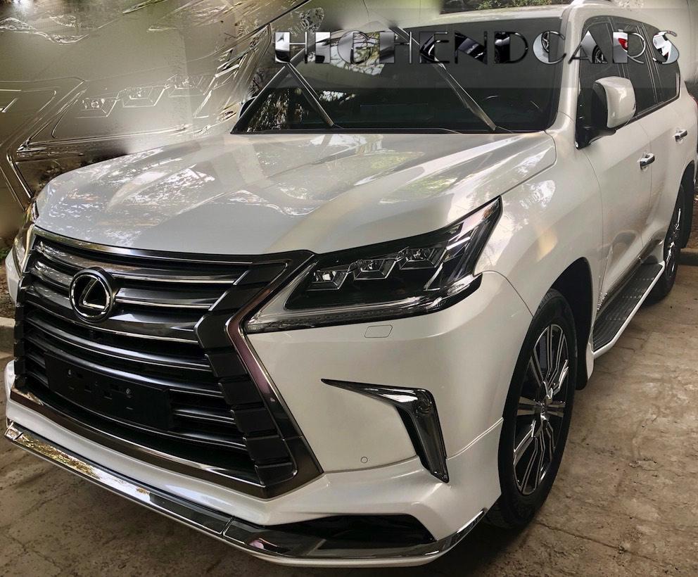 2018 LEXUS 450D DIESEL SPORT PLUS