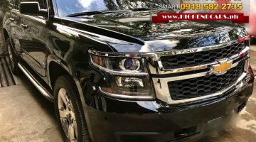 2016 CHEVROLET SUBURBAN LT 4X2 LOCAL
