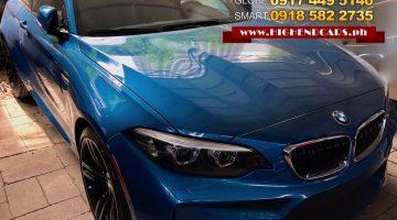 2018 BMW M2 FULL OPTIONS