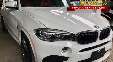 2018 BMW X5M