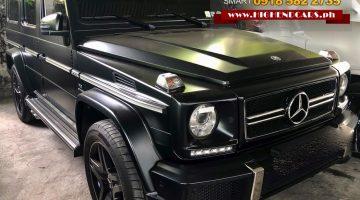 2014 MERCEDES BENZ G63 AMG