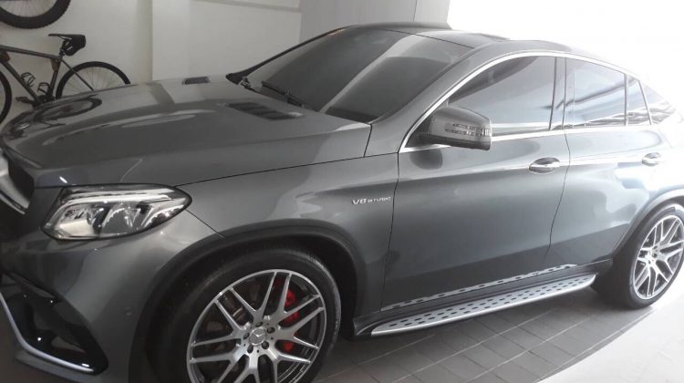 2017 MERCEDES BENZ GLE63S AMG LOCAL