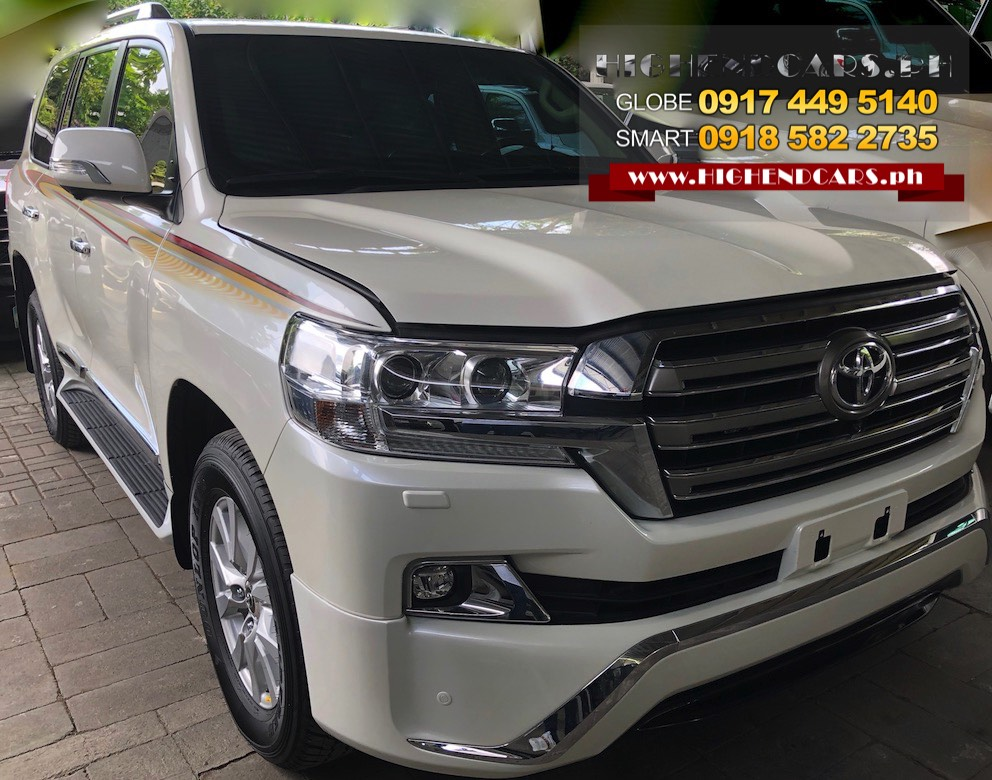 2019 TOYOTA LAND CRUISER BULLETPROOF ARMORED INKAS