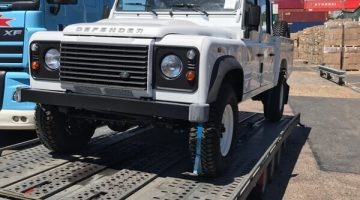 2016  BRAND NEW LAND ROVER DEFENDER 130 PICK UP