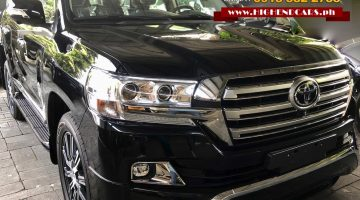 2018 TOYOTA LAND CRUISER VX EURO COMPLETE OPTIONS