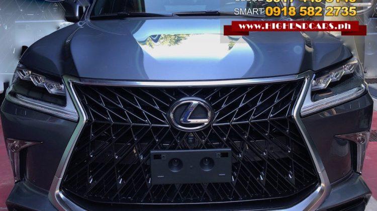 2018 LEXUS 450D DIESEL SUPER SPORT