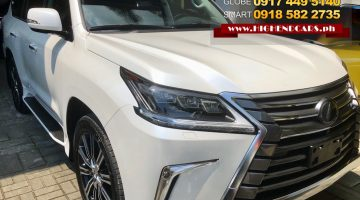 2018 LEXUS 570 FULL OPTIONS