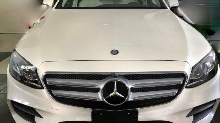 2018 MERCEDES BENZ E400