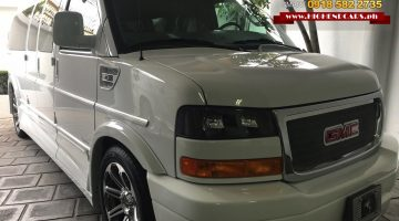 2014 GMC SAVANA EXPLORER LIMITED