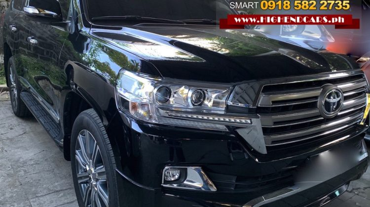 2018 TOYOTA LAND CRUISER LOCAL PRE OWNED