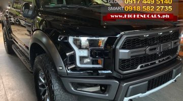 2019 FORD RAPTOR SUPERCAB