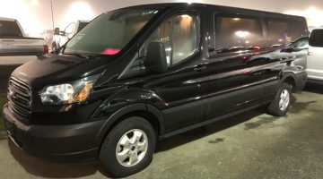 INDENT ORDER 2019 FORD TRANSIT 15 SEATER