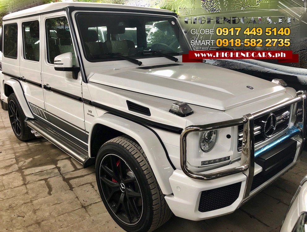 2018 mercedes benz g63 amg 463 edition for 2018 mercedes benz amg