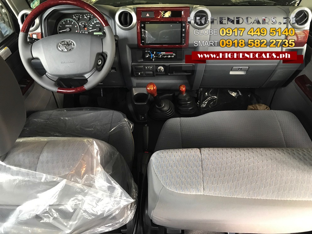 Toyota Land Cruiser 70 Series For Sale Philippines >> 2018 TOYOTA LAND CRUISER LX10 LC 70 SERIES of PICK UP V8 DIESEL