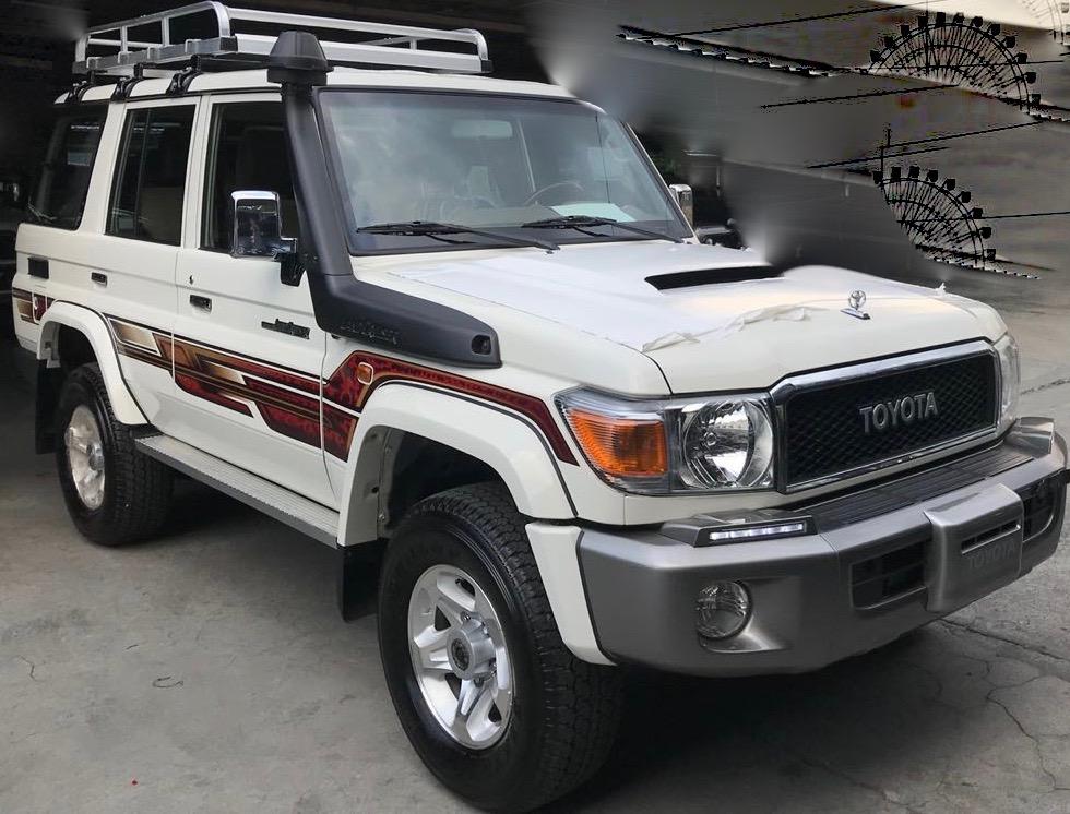 2018 Toyota Land Cruiser Lc 70 Lx10 Highendcars Ph